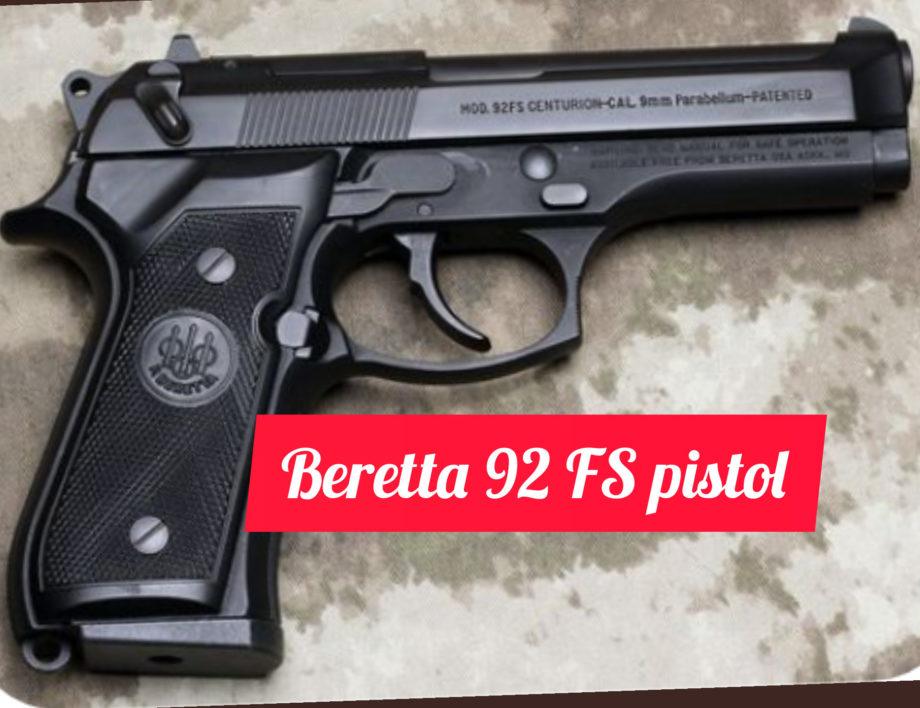 Bretta 9mm