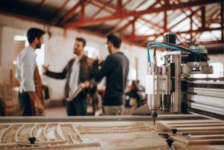 helper work in factory