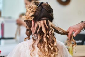 photo of woman s hairstyle