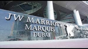 marriot hotel dubai